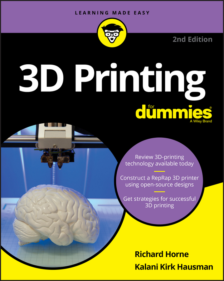 Richard Horne 3D Printing For Dummies сказки 3d jack and the beanstalk
