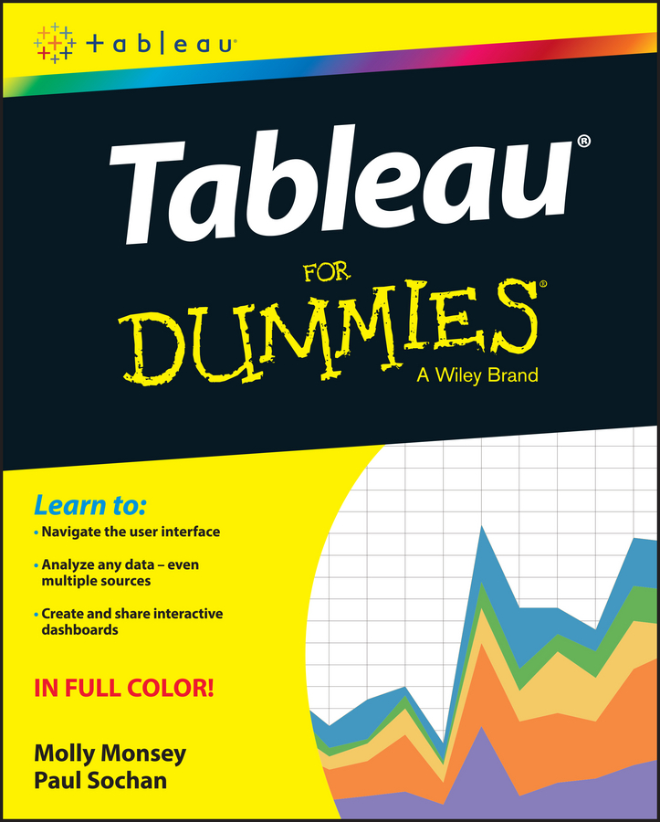 Molly Monsey Tableau For Dummies цена