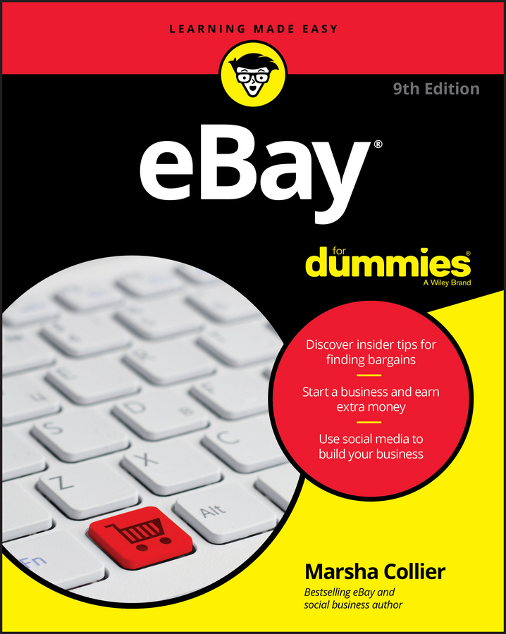 Marsha Collier eBay For Dummies гироскутер ebay
