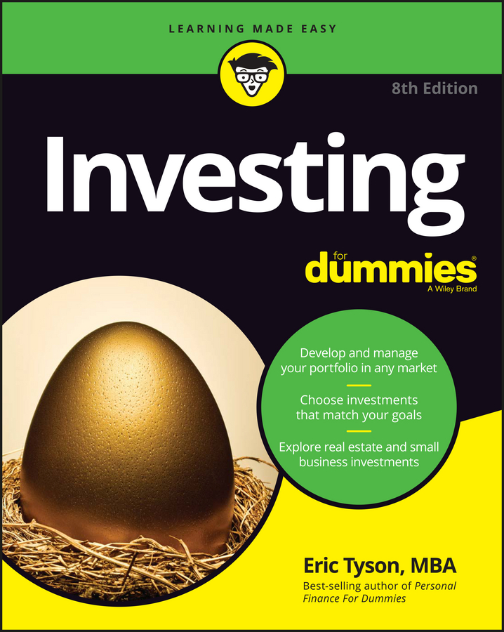 Eric Tyson Investing For Dummies eric tyson real estate investing for dummies