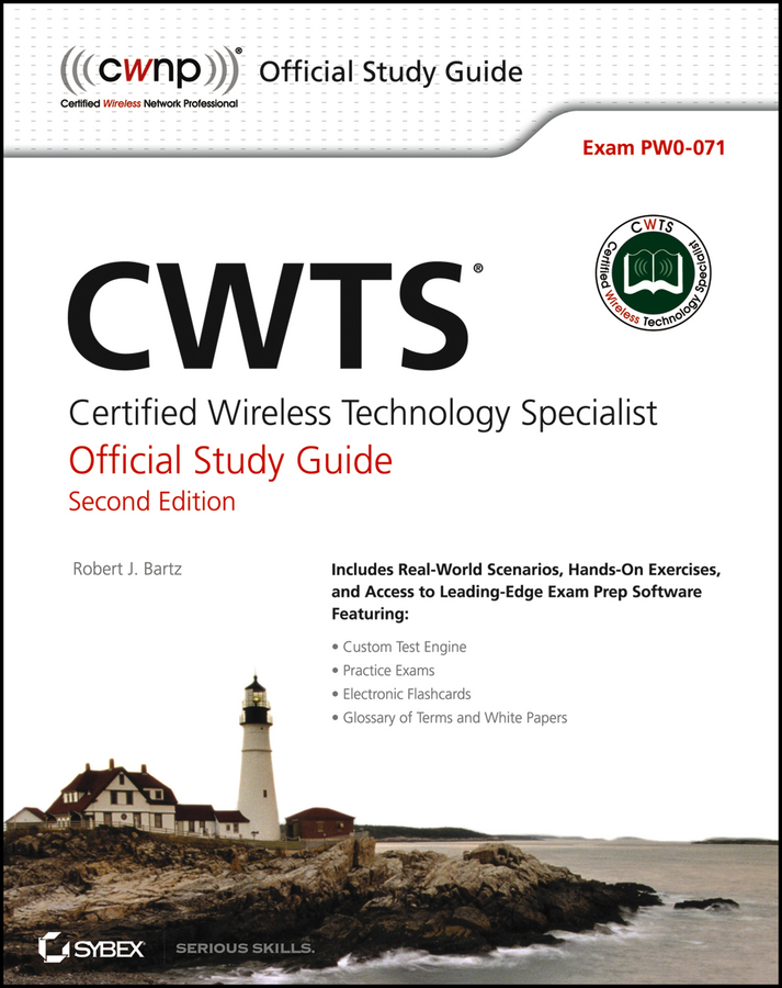 Robert Bartz J. CWTS: Certified Wireless Technology Specialist Official Study Guide. (PW0-071) blank легкое пальто