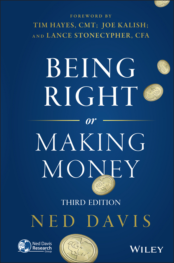 Ned Davis Being Right or Making Money ned davis being right or making money page 1