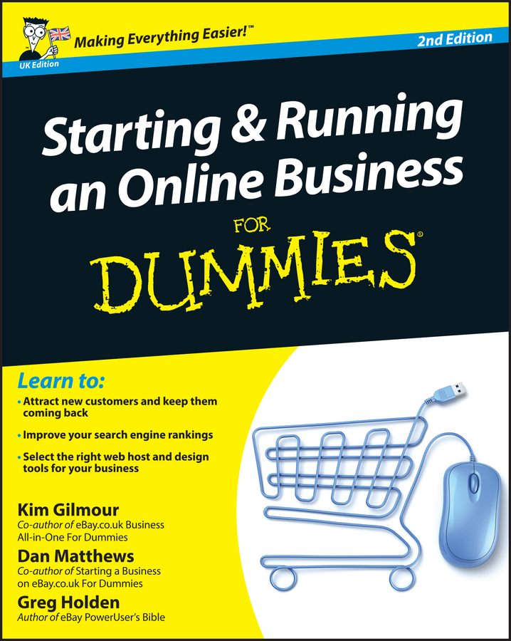 Greg Holden Starting and Running an Online Business For Dummies