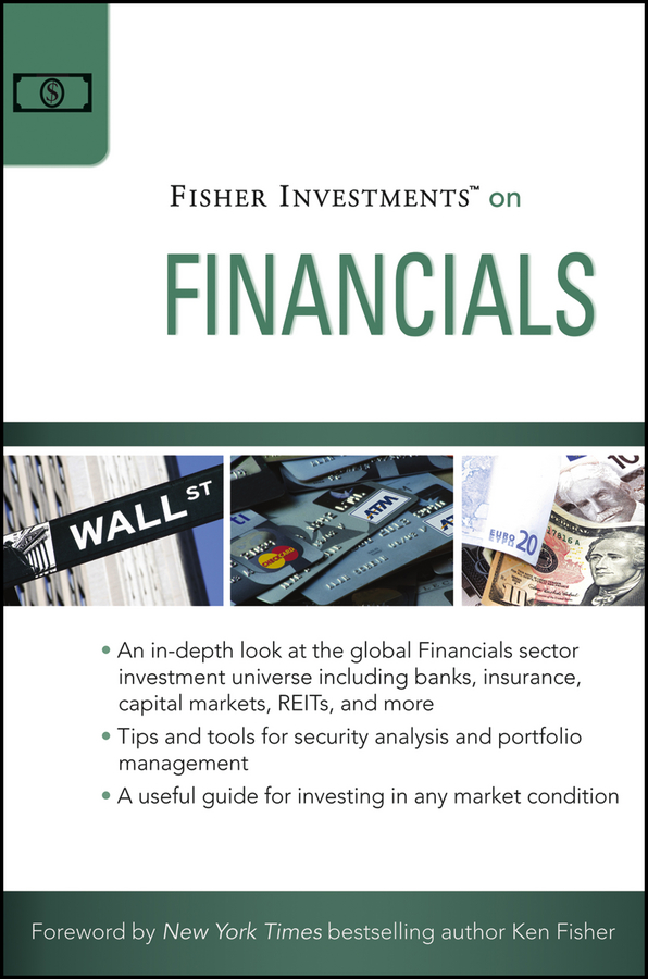 Jarred Kriz Fisher Investments on Financials fisher investments fisher investments on emerging markets isbn 9780470567418