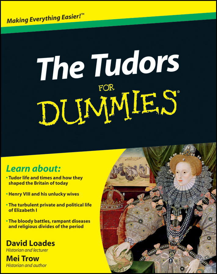 David Loades The Tudors For Dummies tudors