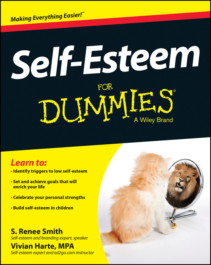 Vivian Harte Self-Esteem For Dummies недорого