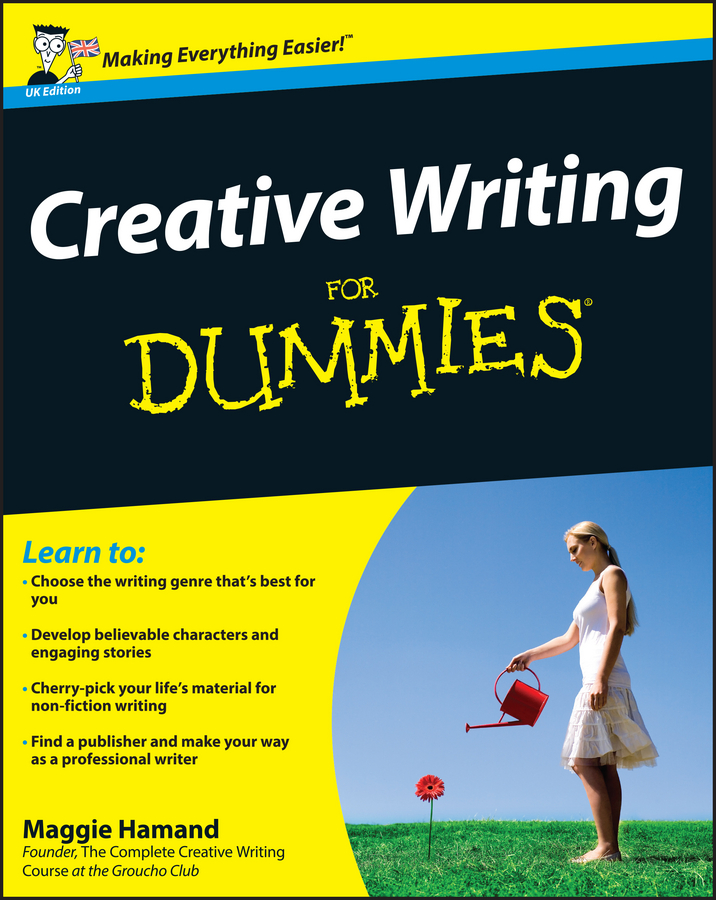 Maggie Hamand Creative Writing For Dummies