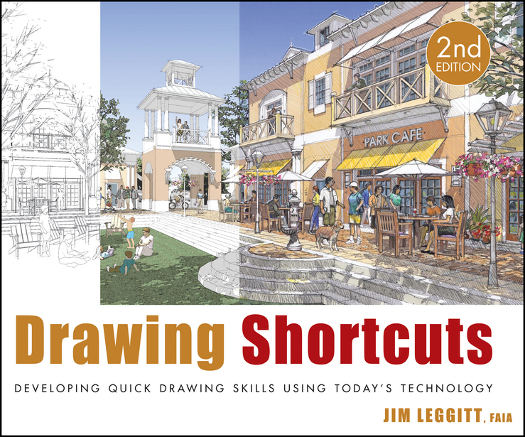 Jim Leggitt Drawing Shortcuts. Developing Quick Drawing Skills Using Today's Technology simple candy color and pu leather design women s tote bag