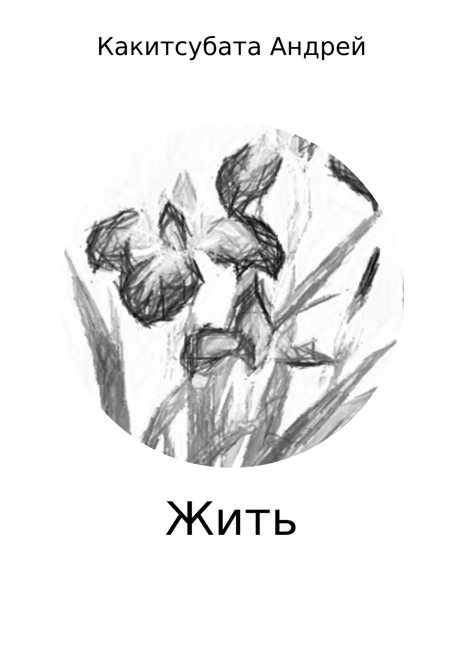 Андрей Какитсубата Жить. Сборник стихов андрей андреевич кузнецов сборник стихов