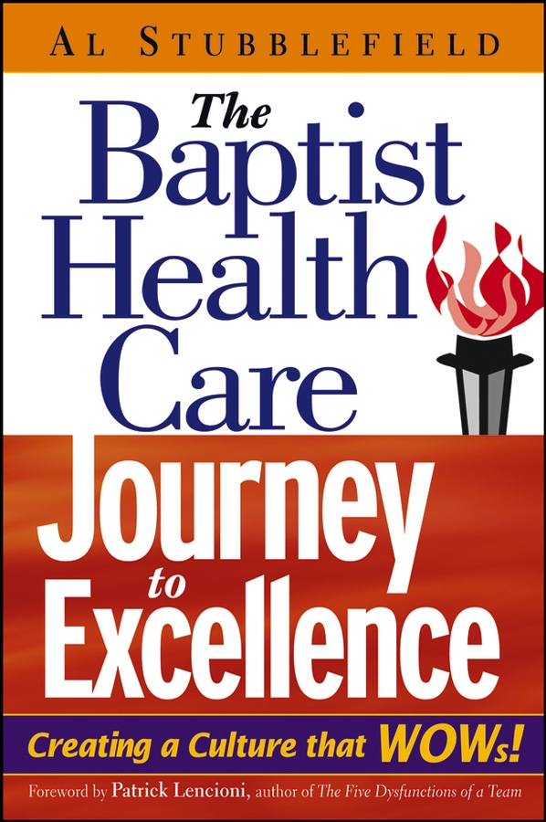 Al Stubblefield The Baptist Health Care Journey to Excellence. Creating a Culture that WOWs! k e weigers creating a software engineering culture