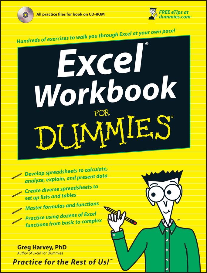 Фото - Greg Harvey Excel Workbook For Dummies hae soo kwak nano and microencapsulation for foods