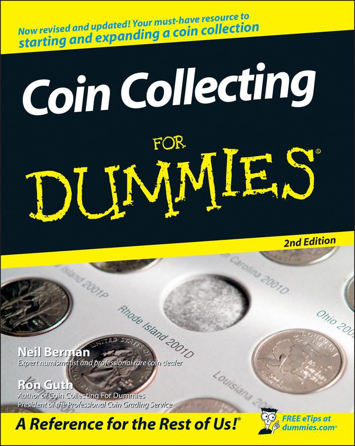 Ron Guth Coin Collecting For Dummies