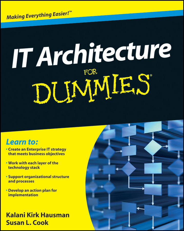 Kalani Hausman Kirk IT Architecture For Dummies