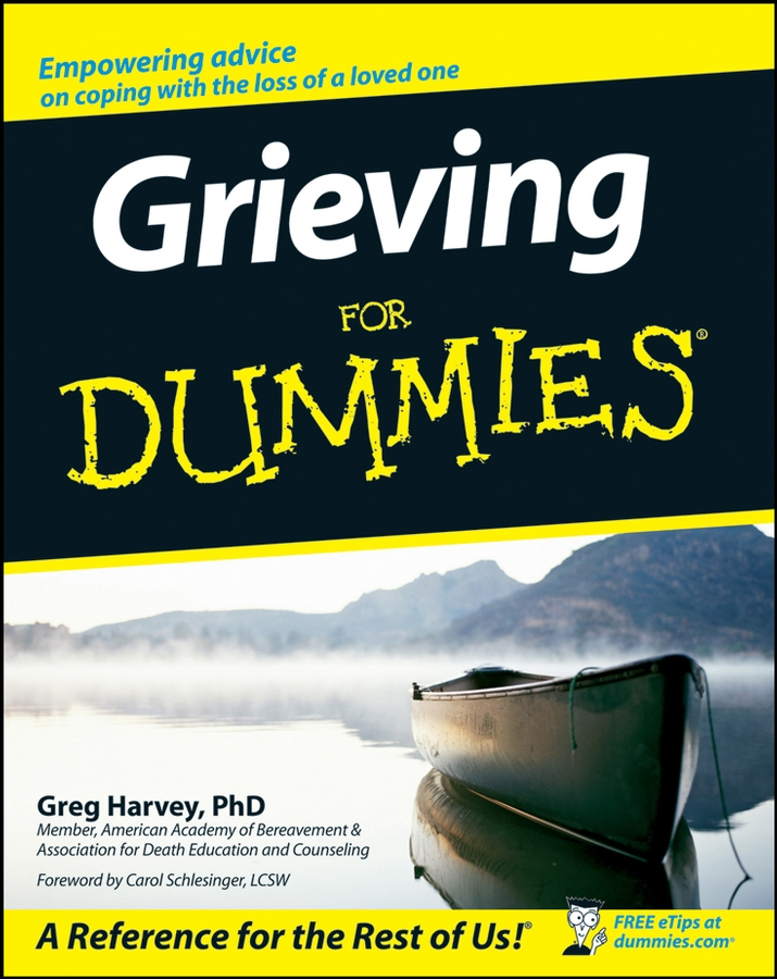 Greg Harvey Grieving For Dummies cd iron maiden a matter of life and death