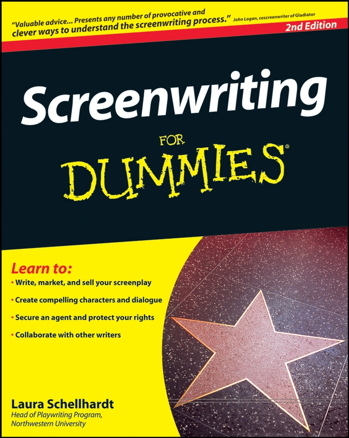 Laura Schellhardt Screenwriting For Dummies nicole avery organise your family from chaos to harmony