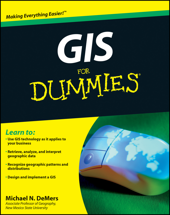 цена на Michael DeMers N. GIS For Dummies
