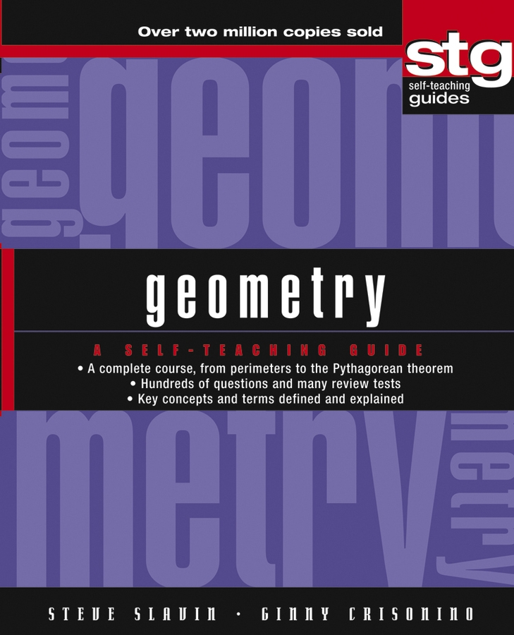 Steve Slavin Geometry. A Self-Teaching Guide steve slavin geometry a self teaching guide