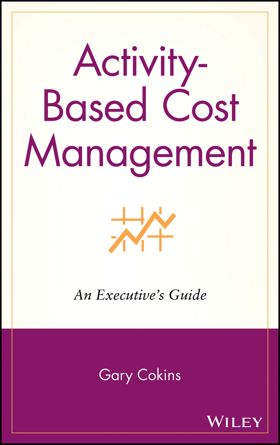 Gary Cokins Activity-Based Cost Management. An Executive's Guide my abc sticker activity book