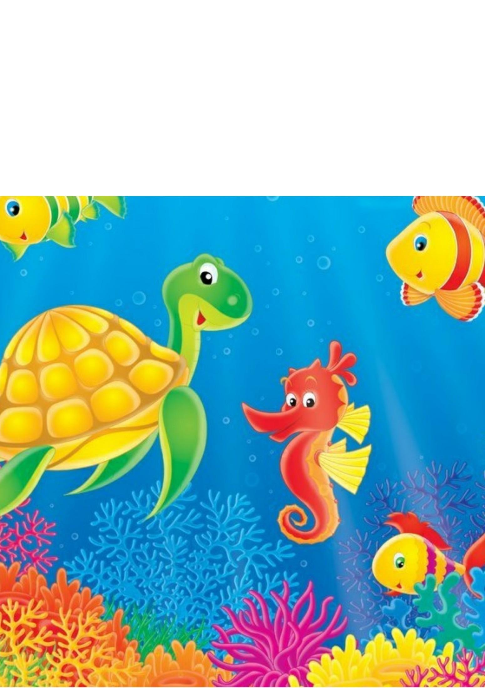 Фото Наталья Борисовна Колокольцева Мудрая черепаха и рыбка