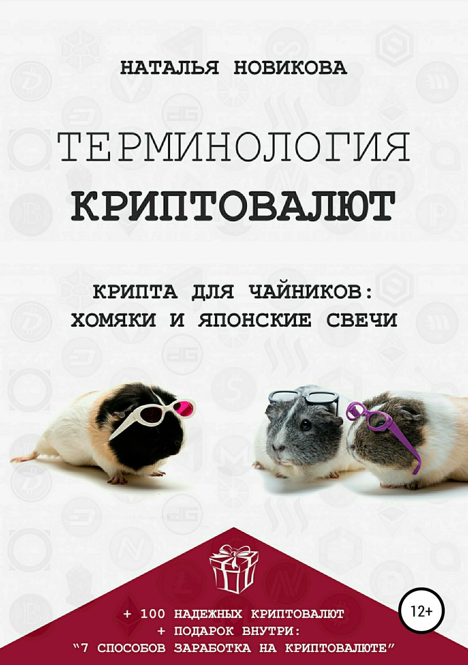 Обложка книги. Автор - Наталья Новикова