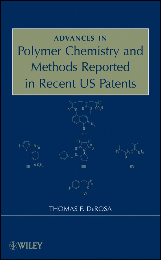 Thomas DeRosa F. Advances in Polymer Chemistry and Methods Reported in Recent US Patents quantitative methods in archaeology using r