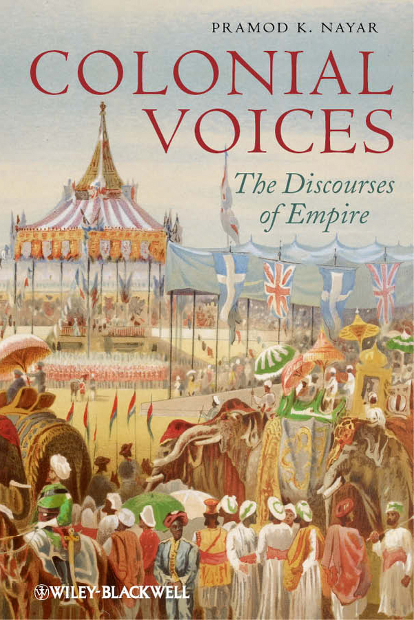 Pramod Nayar K. Colonial Voices. The Discourses of Empire enhancing the tourist industry through light