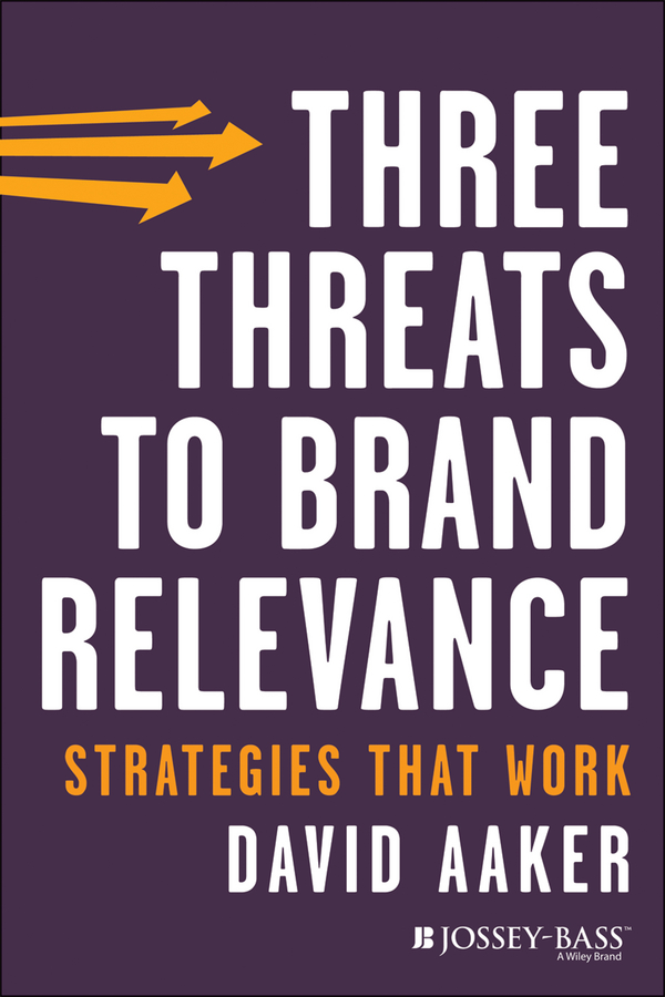 David Aaker A. Three Threats to Brand Relevance. Strategies That Work david apgar relevance hitting your goals by knowing what matters