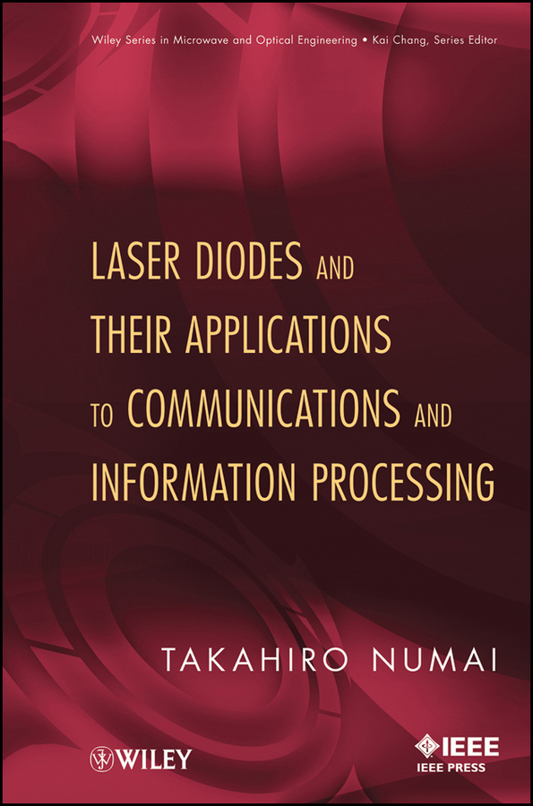 Takahiro Numai Laser Diodes and Their Applications to Communications and Information Processing physics book page 7