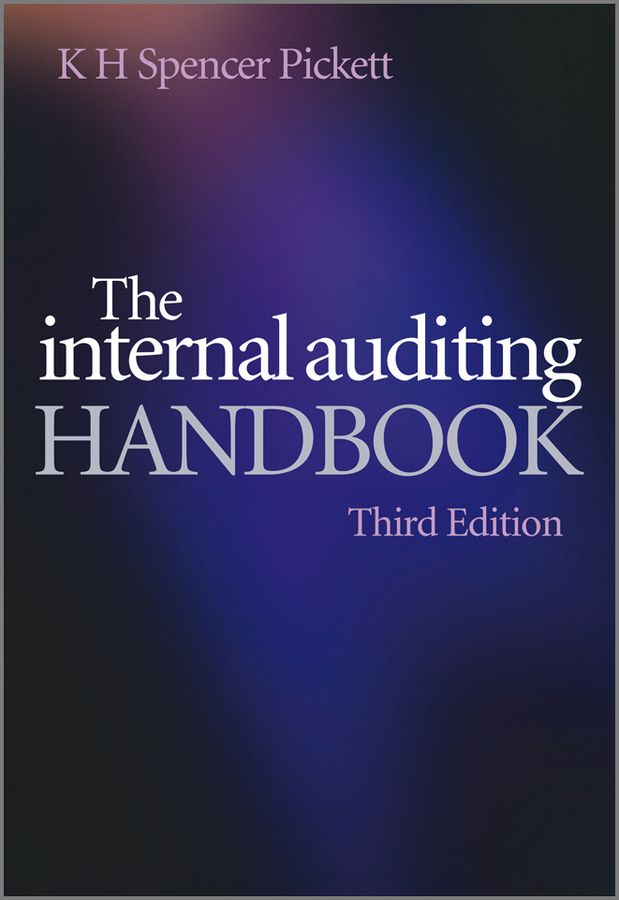 K. H. Spencer Pickett The Internal Auditing Handbook ciob the chartered institute of building code of estimating practice