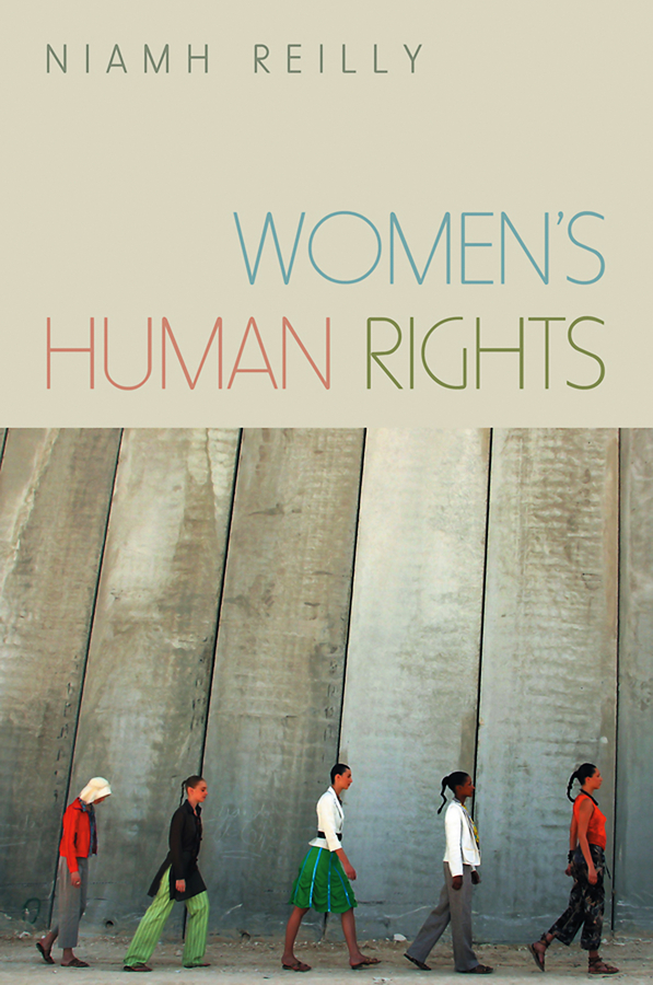 Niamh Reilly Women's Human Rights victims stories and the advancement of human rights