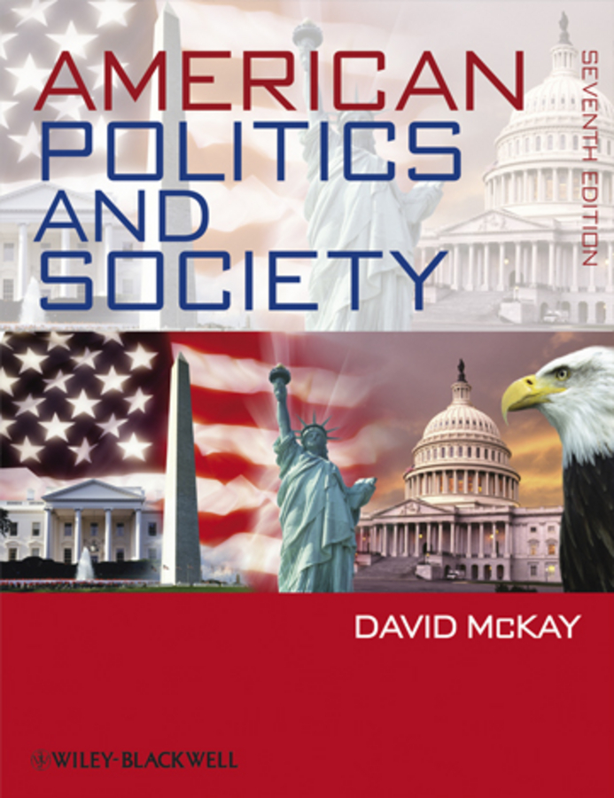 David McKay American Politics and Society, eTextbook цена