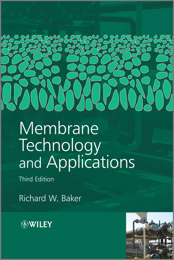 Richard Baker W. Membrane Technology and Applications 5 stage water purifier filter cartridge 75gdp vontron ro membrane reverse osmosis system household home appliances accessories