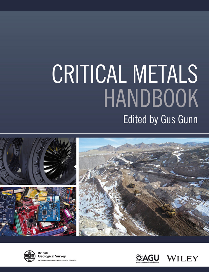 Gus Gunn Critical Metals Handbook level of trace metals in tilapia fish of three lakes in ethiopia