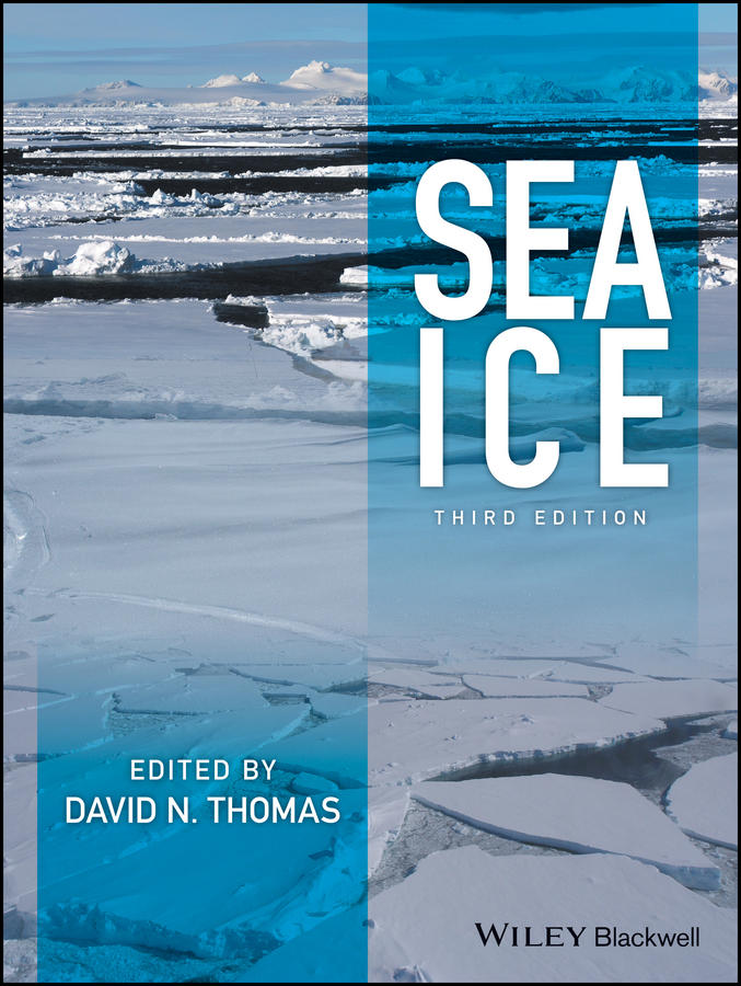 David Thomas N. Sea Ice salish sea the