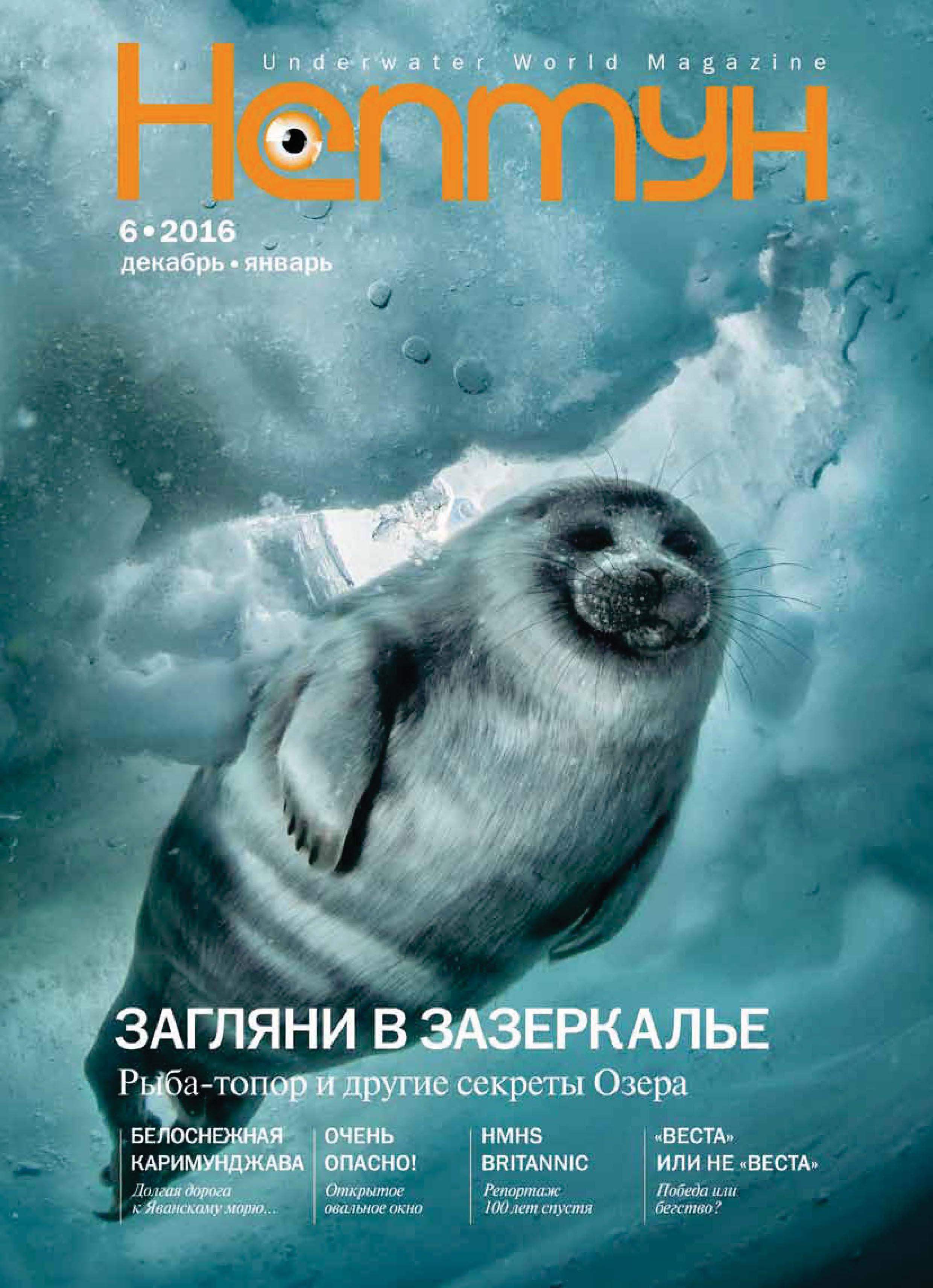 Отсутствует Нептун №6/2016 цены