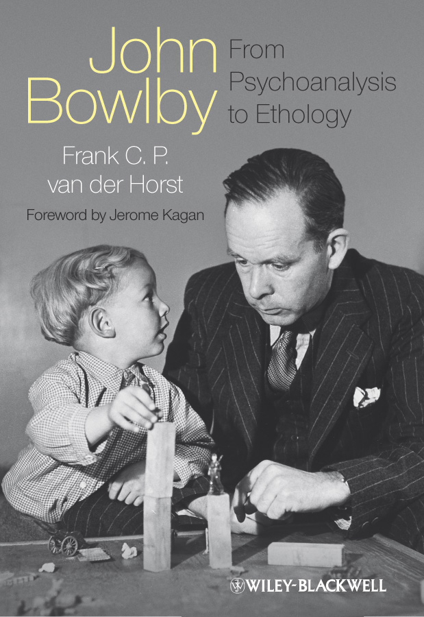 vanderHorst Frank C.P. John Bowlby - From Psychoanalysis to Ethology. Unravelling the Roots of Attachment Theory