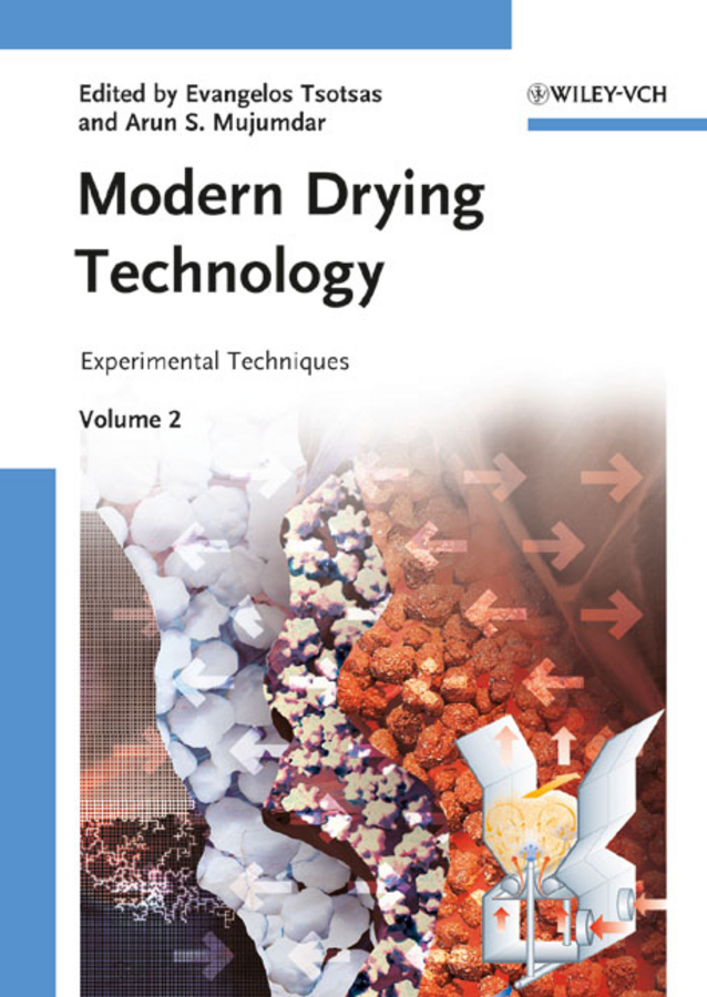 Mujumdar Arun S. Modern Drying Technology, Volume 2. Experimental Techniques цены