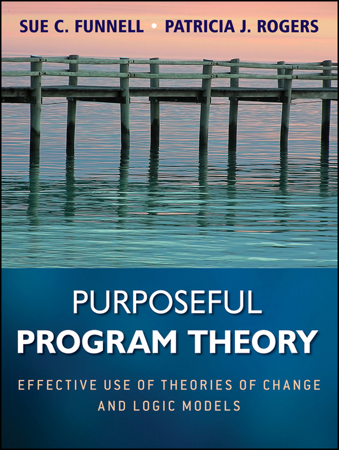 Rogers Patricia J. Purposeful Program Theory. Effective Use of Theories of Change and Logic Models kostadinov todor pavlov bistatic sar isar fsr theory algorithms and program implementation