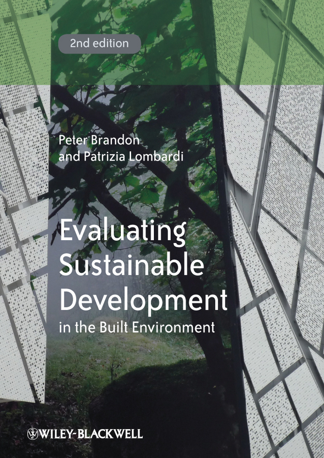 Lombardi Patrizia Evaluating Sustainable Development in the Built Environment green gdp for sustainable development in india