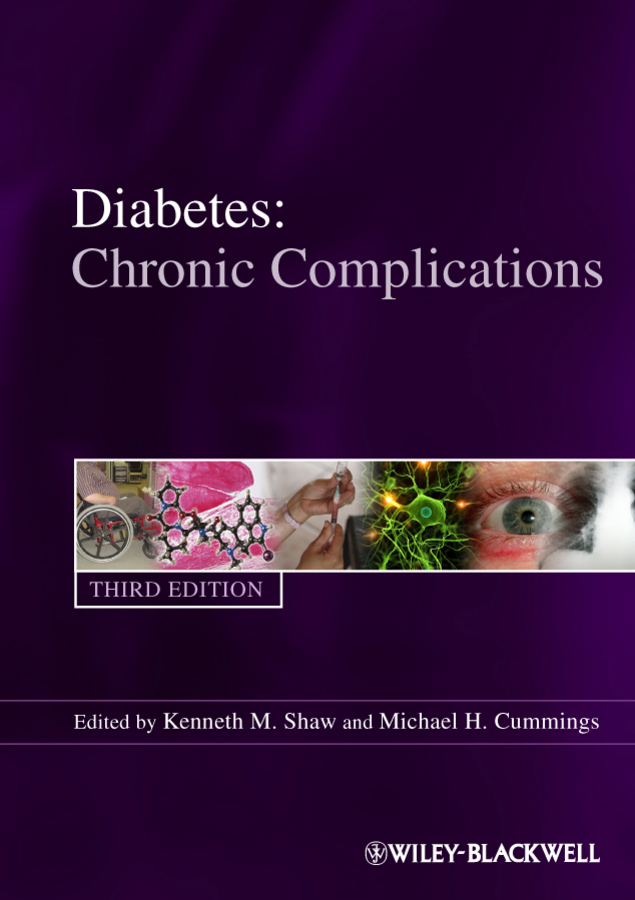 Shaw Kenneth M. Diabetes Chronic Complications biomarkers in cardiovascular disease