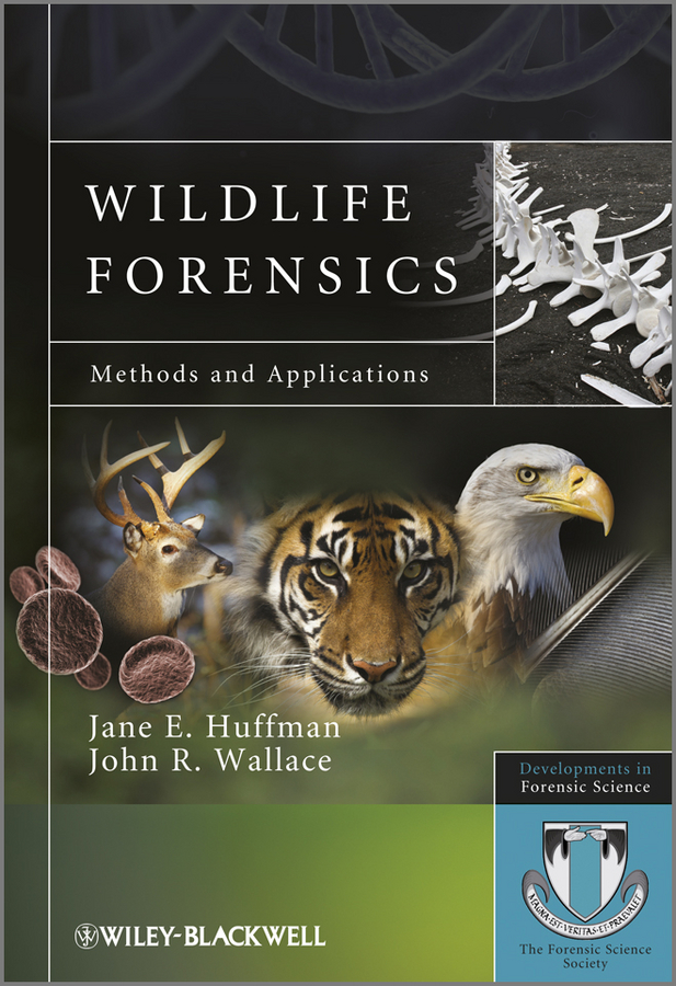 Huffman Jane E. Wildlife Forensics. Methods and Applications воблер rapala countdown magnum cdmag11 ft 24 г 110 мм