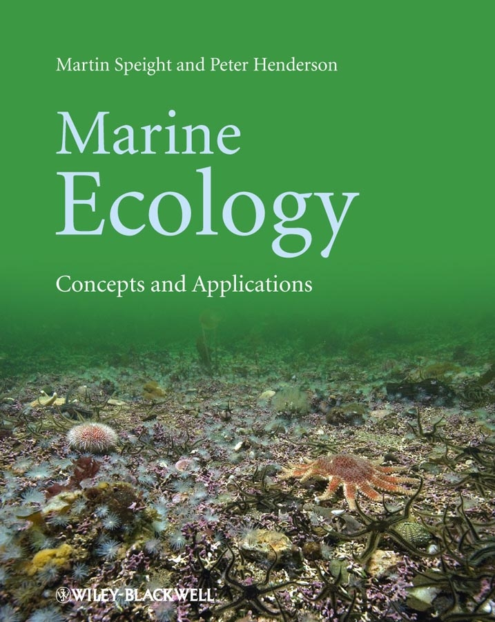 Speight Martin R. Marine Ecology. Concepts and Applications ray g carleton coastal marine conservation science and policy