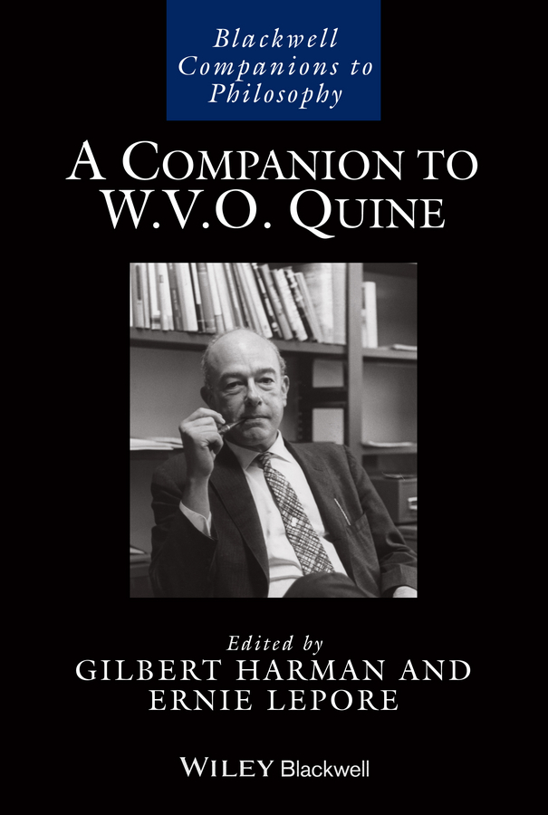 Lepore Ernest A Companion to W. V. O. Quine more of me
