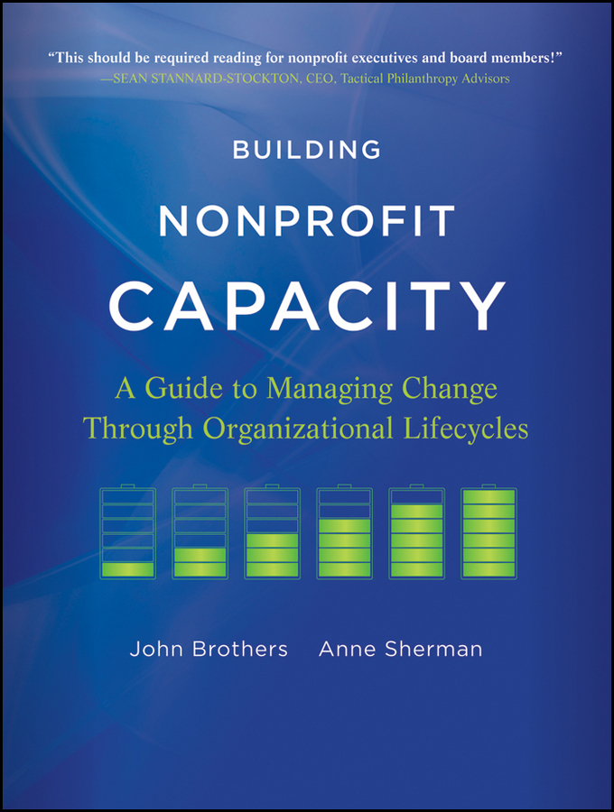 Sherman Anne Building Nonprofit Capacity. A Guide to Managing Change Through Organizational Lifecycles managing motherhood managing risk fertility and danger in west central tanzania