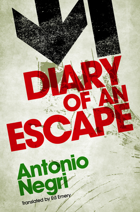 Emery Ed Diary of an Escape
