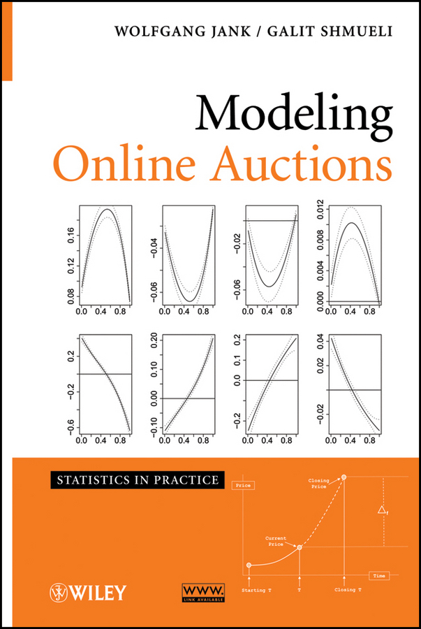 Shmueli Galit Modeling Online Auctions dimiter dimitrov m statistical methods for validation of assessment scale data in counseling and related fields