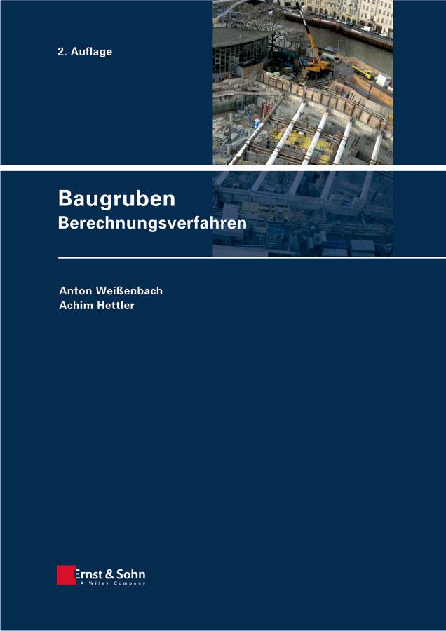 Hettler Achim Baugruben. Berechnungsverfahren