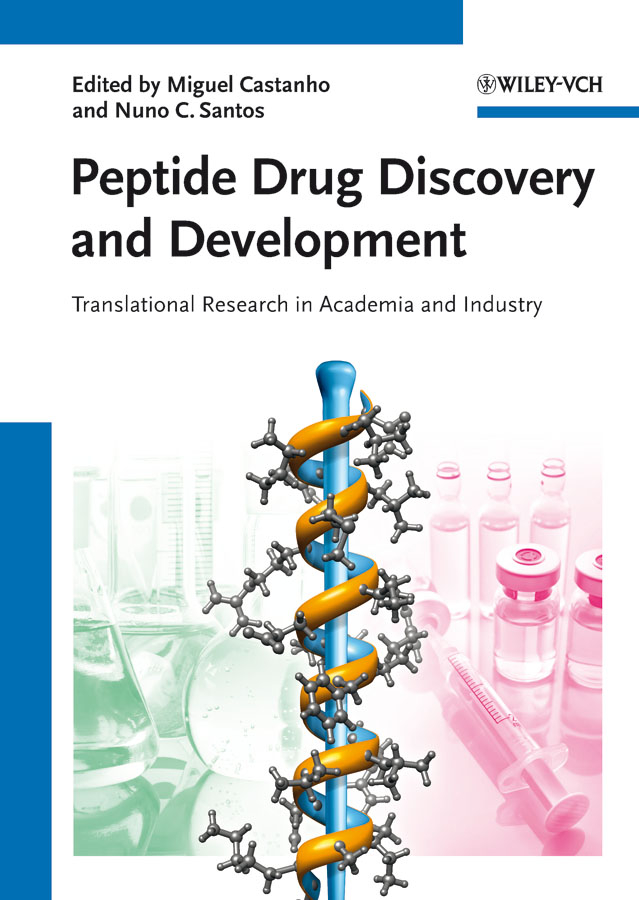 Castanho Miguel Peptide Drug Discovery and Development. Translational Research in Academia and Industry barratt michael j drug repositioning bringing new life to shelved assets and existing drugs isbn 9781118274378