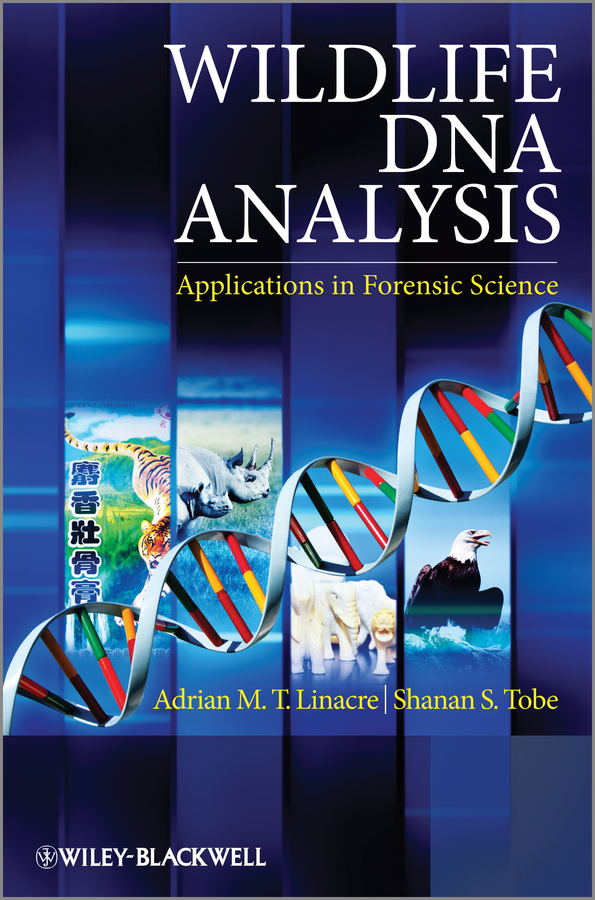 цены Linacre Adrian Wildlife DNA Analysis. Applications in Forensic Science