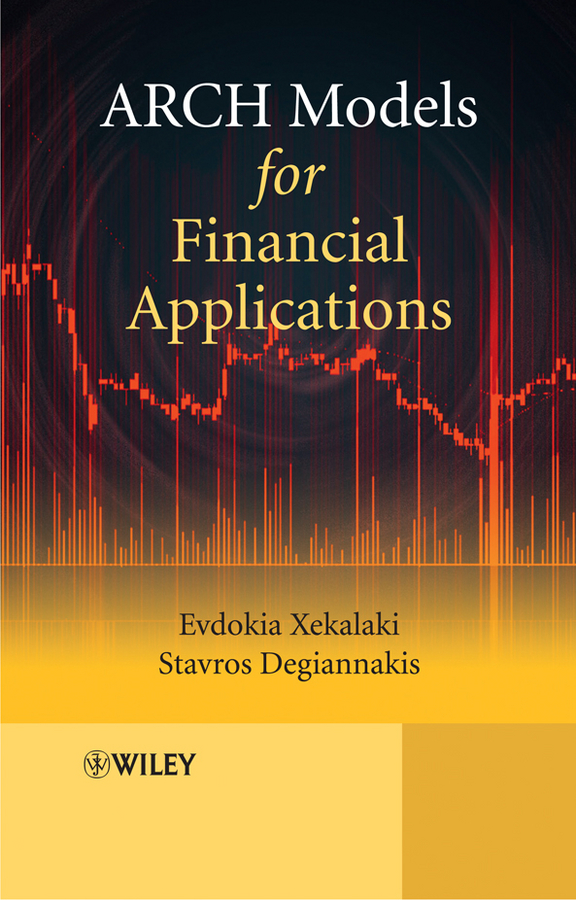 Xekalaki Evdokia ARCH Models for Financial Applications modelling microclimates in forests using remotely sensed data